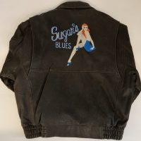 BOMBER JACKET – Sugars Blues