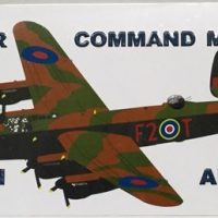 LICENCE PLATE – Bomber Command Museum