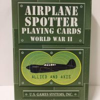 PLAYING CARDS – Airplane Spotter