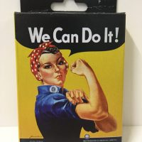 PLAYING CARDS – Rosie The Riveter