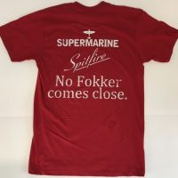 T-SHIRT – No Fokker