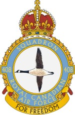 No. 408 (Goose) Squadron