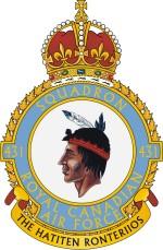 No. 431 (Iroquois) Squadron