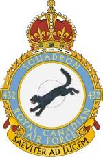 No. 432 (Leaside) Squadron