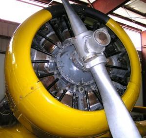 Pratt & Whitney Wasp 1340