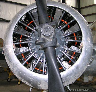 """Pratt & Whitney """"Wasp Jr """" R985 – Bomber Command Museum of"""