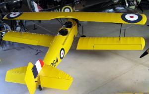 Fleet Fawn Mk II (7c)