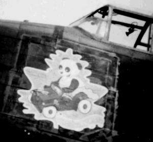 The Nose Art on Joe McCarthy's Lancasters