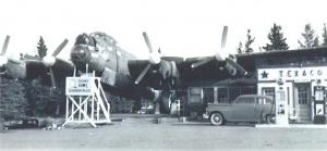 Lancaster KB-885 – The Saga of the Red Deer Lancaster