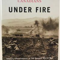 BOOK – Canadians Under Fire