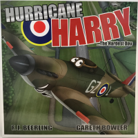 BOOK – Hurricane Harry the Hardest Day