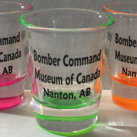 SHOT GLASS – Bomber Command Museum