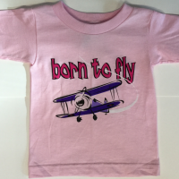 T-SHIRT – Born to Fly Toddler