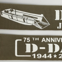 KEYCHAIN – D-Day 75th Anniversary
